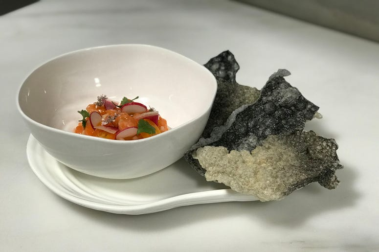 Chef Adrian Garcia's Fish & Chips