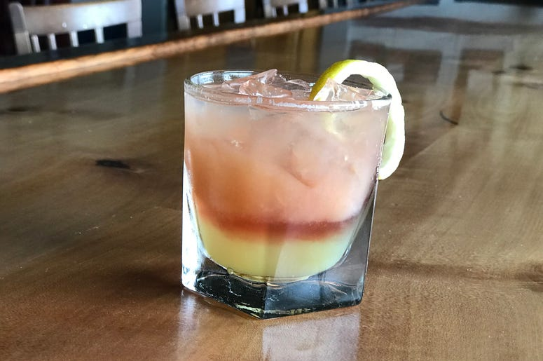 Chef Marc and Callie Dym's Paloma Pride Cocktail