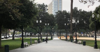 The annual Christmas in the Park celebration in San Jose will be cut short this year to make space for college football events.