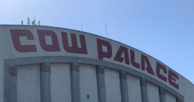 The Cow Palace in Daly City