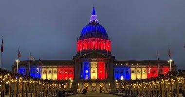 San Francisco City Hall April 15, 2019