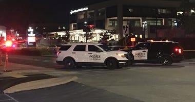 Fremont police vehicles