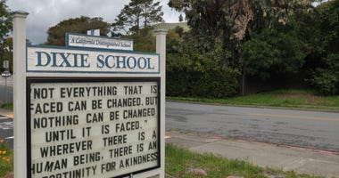 Dixie School District's board members voted on April 16, 2019 to change their system's debatable name.
