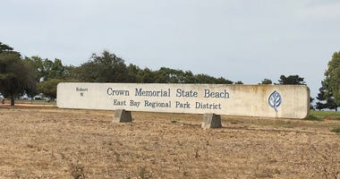 Three attempted sexual assaults have been reported at or near Crown Memorial State Beach in Alameda since early August.
