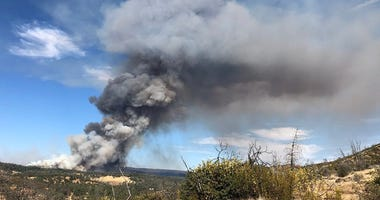The Snell Fire in Napa County broke out on September 9.