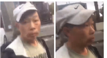 San Francisco police said they arrested Dwayne Grayson on Feb. 27, 2020  for attacking this elderly man as he collected recyclables in the Bayview neighborhood.