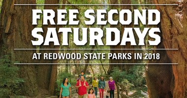 Free Redwoods Days 2018