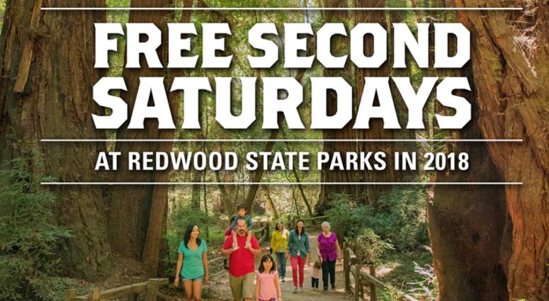 Free Redwoods Days 2018