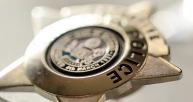 Law Enforcement Police Badge