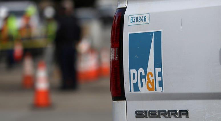 PGE Truck