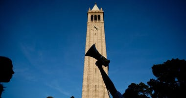 """Open University"" Strike Held At UC Berkeley"