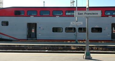 San Francisco Caltrain