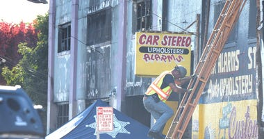 Two defendants have pleaded no contest to involuntary manslaughter in the deaths of 36 people caused by a fire in an Oakland warehouse known as the Ghost Ship in December 2016.