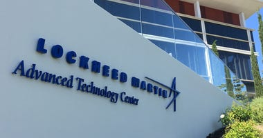 Lockheed Martin lab in Palo Alto