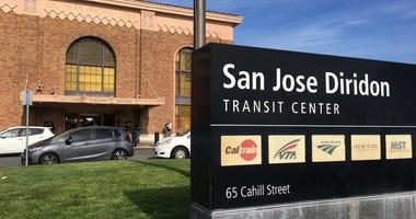 San Jose Diridon Train Station