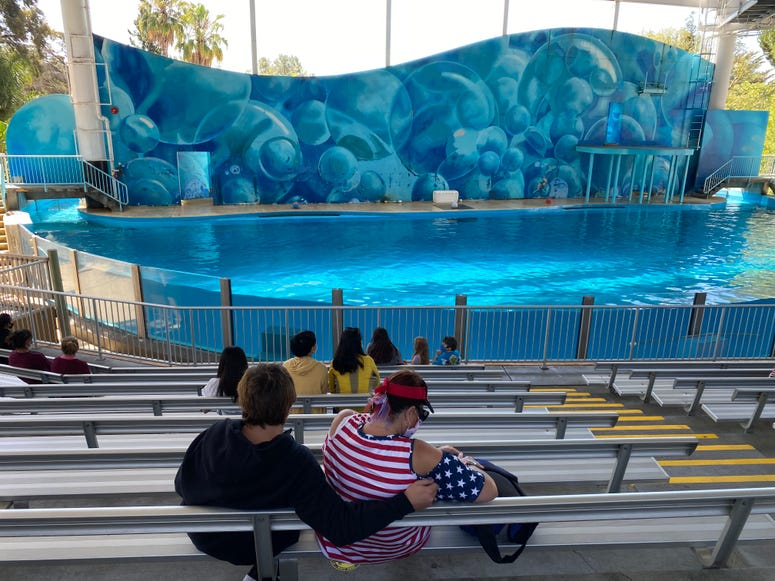Discovery Kingdom re-opens without rides