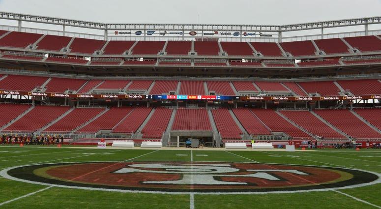 Levi's Stadium, Santa Clara