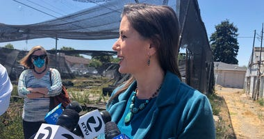 Oakland Mayor Libby Schaaf responds to comments about her city by President Donald Trump.