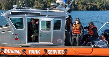 Marin County Search Crews Head To Tomales Bay Waters