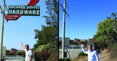 The disappearance of the Orchard Supply Hardware sign troubles Santa Clara County Supervisor Ken Yeager, who wants to preserve local signage.