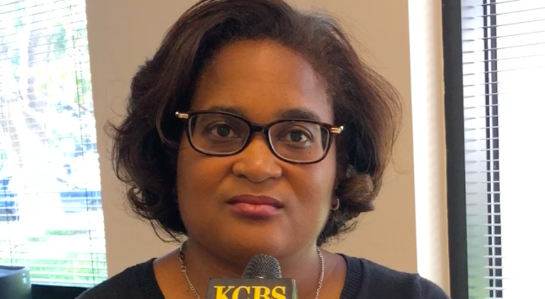 Kimberly Ellis told KCBS Radio that she and her husband have delayed having kids, because of the cost of living, their long commutes and career ambitions.