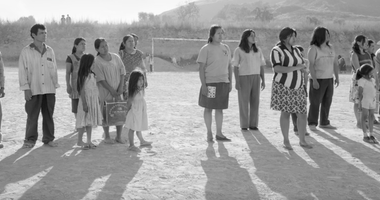 "A scene from ""Roma,"" which film critic Jan Wahl predicts will win several of the most coveted Oscar awards."