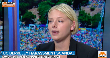 "Paige Cornelius, a former Cal student, appeared on ""The Today Show"" to discuss her Facebook post accusing members of the football team of sexual harassment."