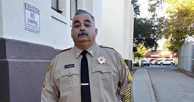 Sgt. Polanco was the first San Quentin guard to die from COVID-19.