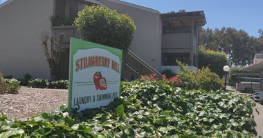The landlord of the Strawberry Hill apartments in Vallejo said he proposed doubling tenants' rent after city officials said there were too many affordable units.