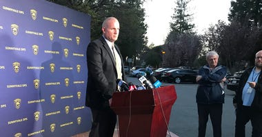 Several Sunnyvale police officers may have been exposed to coronavirus after responding to call