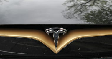 A Tesla driver who allegedly crashed into a firetruck told police that he believed his car was in autopilot mode.