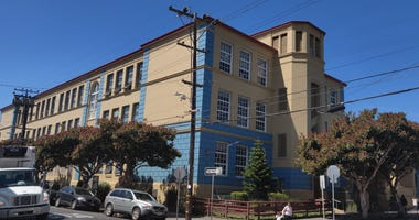 San Francisco's Buena Vista Horace Mann Elementary School
