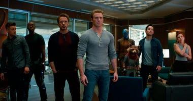 'Avengers: Endgame' (Photo credit: Disney-Marvel Studios)