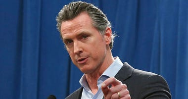 Gov. Newsom Declines To Discuss Reason Behind Public Health Officer's Resignation
