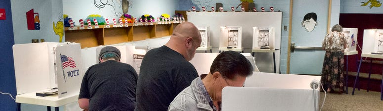 Voting Changes Pose Challenges For California On 'Super Tuesday'