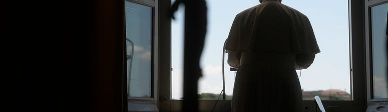 Pope: Pull together, avoid pessimism in this coronavirus era