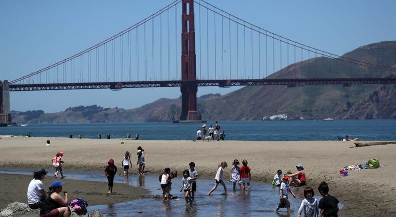 San Francisco Heat Wave
