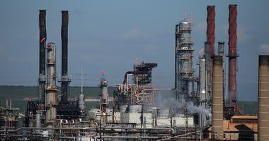Chevron Richmond Refinery