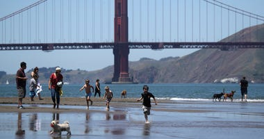 Heat Advisory issued for Bay Area