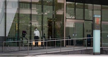 CEO's project optimism despite global losses