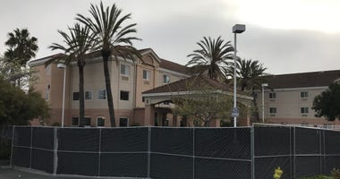 Fairfield Inn and Suites in San Carlos will host Grand Princess passengers for 14-day quarantine