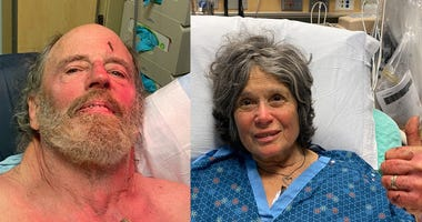Palo Alto couple found