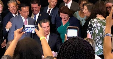 Gavin Newsom Signs Landmark Rent Control Legislation