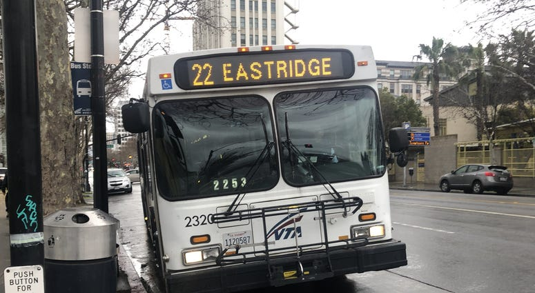 The Valley Transportation Authority may eliminate its only bus offering overnight service, the 22 line.
