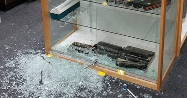 Just Trains in Concord is dealing with a break-in and thousands of dollars of lost merchandise.