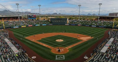 Oakland Athletics Spring Training