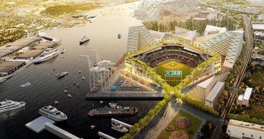 Oakland As/Howard Terminal