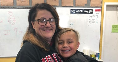 Ryan Kyote, a 10 year old in Napa, was named as one of TIME magazine's heroes of 2019 for helping pay off classmates' lunch debts.