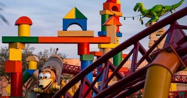 Toy Story Land at Walt Disney World