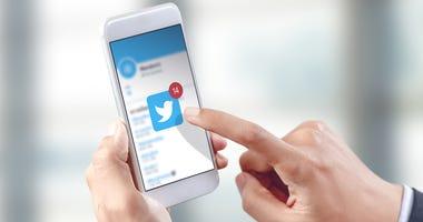 Mobile Twitter User